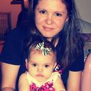 Mount Pleasant babysitter April F.